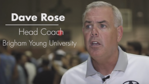 Dave Rose Interview About Europe Basketball Academy