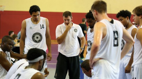 Europe Basketball Academy vs. AEC Collblanc Barcelona