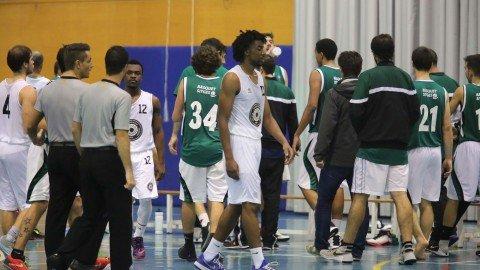 Europe Basketball Academy vs. Basquet Sitges (Spanish EBA league)