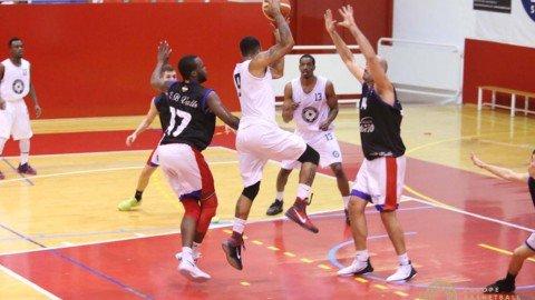 Europe Basketball Academy vs. CB Valls (Spanish EBA league)
