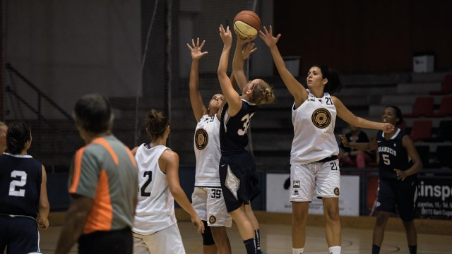Brandeis Womens Basketball - Europe Basketball Academy-14