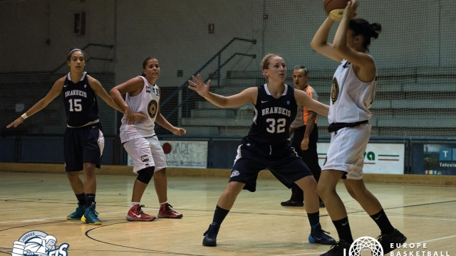 Brandeis Womens Basketball - Europe Basketball Academy-15