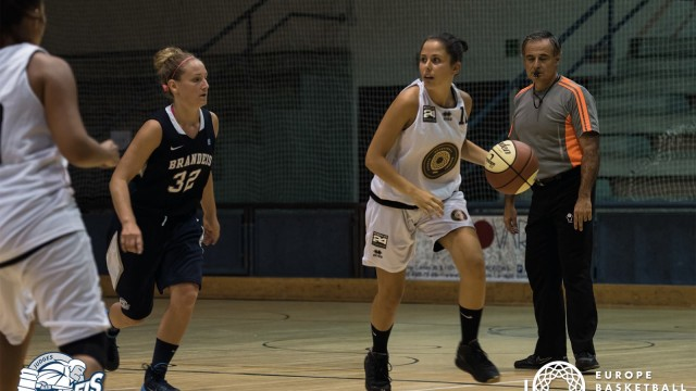 Brandeis Womens Basketball - Europe Basketball Academy-16