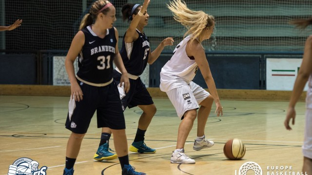 Brandeis Womens Basketball - Europe Basketball Academy-18