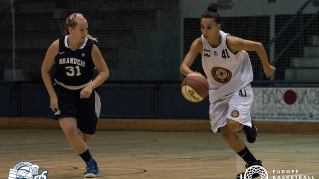 Brandeis Womens Basketball - Europe Basketball Academy-2