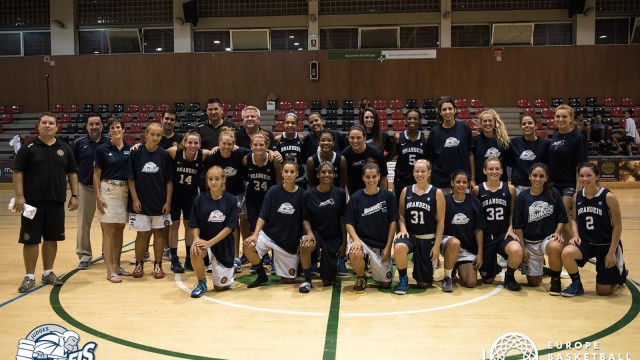 Brandeis Womens Basketball - Europe Basketball Academy-20