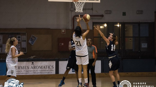 Brandeis Womens Basketball - Europe Basketball Academy-5