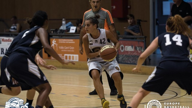 Brandeis Womens Basketball - Europe Basketball Academy-7