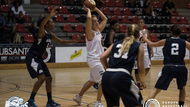 Brandeis Womens Basketball - Europe Basketball Academy-8