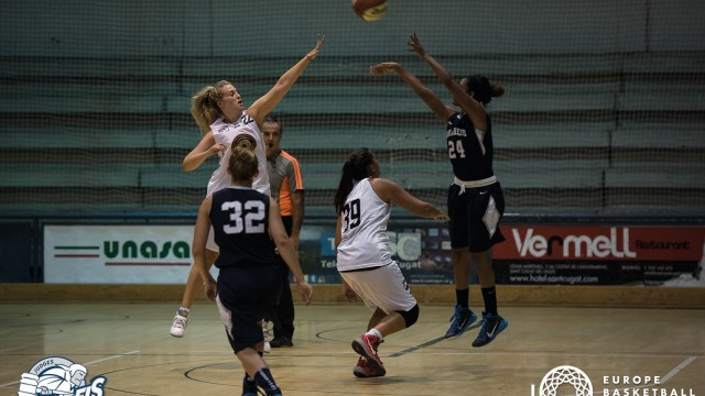 Brandeis Womens Basketball - Europe Basketball Academy-9
