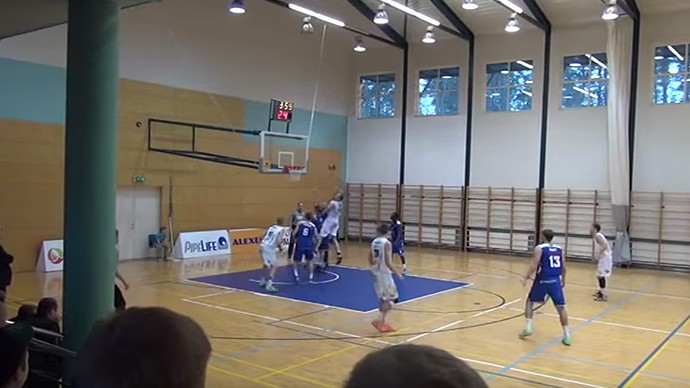 Dusan Sisic Video Highlights 2
