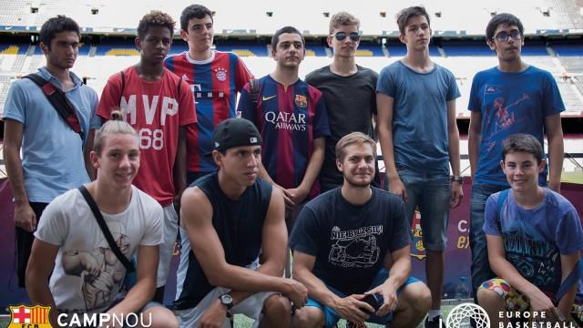 EBA - CAMP NOU Experience FC Barcelona-2