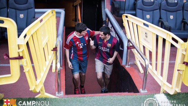 EBA - CAMP NOU Experience FC Barcelona-3