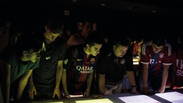 EBA – CAMP NOU Experience FC Barcelona
