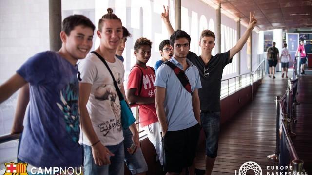 EBA - CAMP NOU Experience FC Barcelona-6