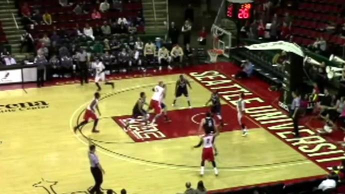 Emerson Murray Video Highlights