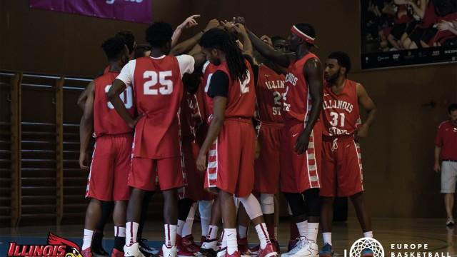 Illinois State (NCAA division 1) - EBA-1