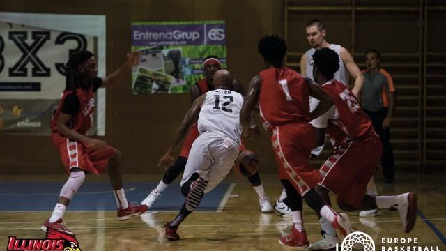 Illinois State (NCAA division 1) - EBA-19