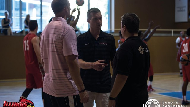Illinois State (NCAA division 1) - EBA
