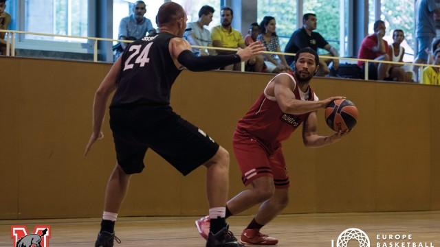 Muhlenberg Basketball - EBA-2