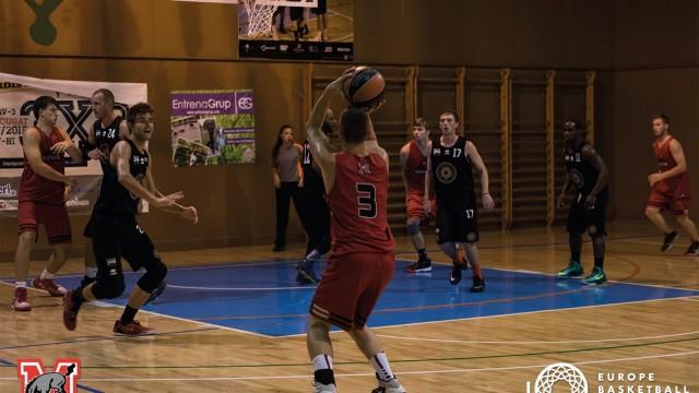Muhlenberg Basketball - EBA-21