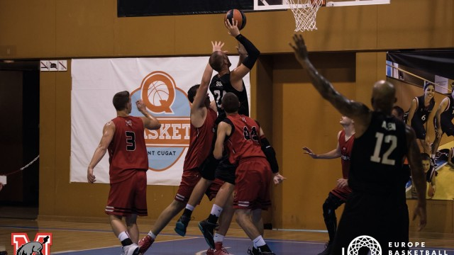 Muhlenberg Basketball - EBA-22