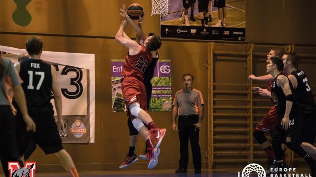Muhlenberg Basketball - EBA-23