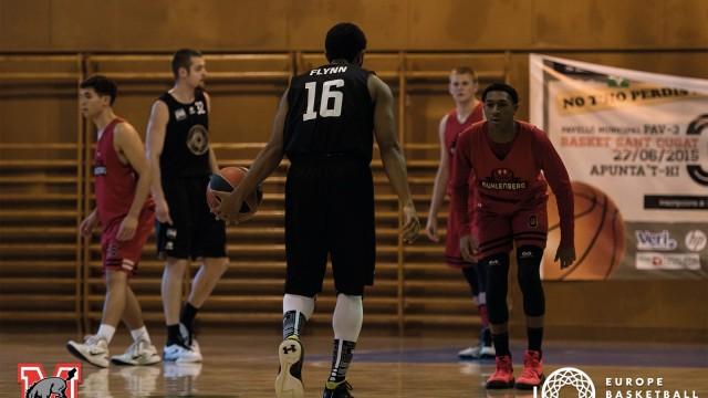 Muhlenberg Basketball - EBA-3