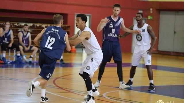 Europe Basketball Academy vs. AEC Collblanc (Spanish EBA league)