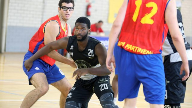 Europe Basketball Academy vs. Basquet Martinenc