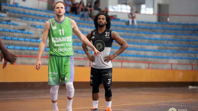 Europe Basketball Academy – Manchester Giants UK BBL league