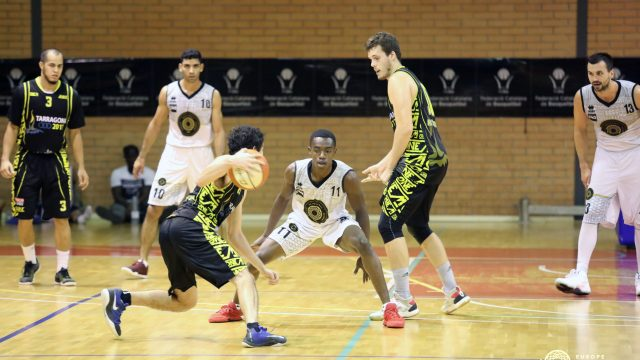 Europe Basketball Academy on the tournament in Tarragona
