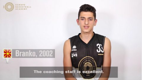 Players said about Europe Basketball Academy coaches
