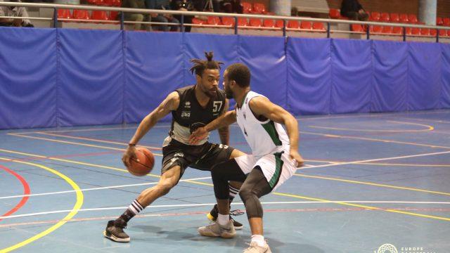 Europe Basketball Academy game 26/03/2018