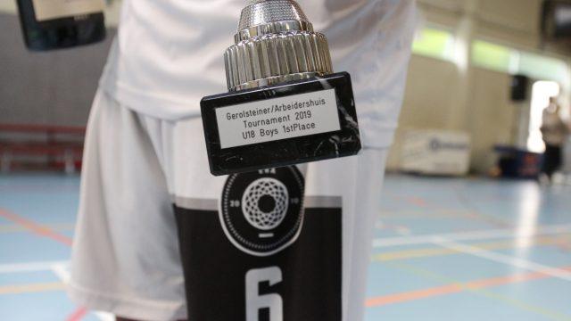 Europe Basketball Academy Youth Cup winner Belgium 2019