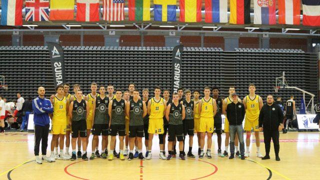 Europe Basketball Academy – Alba Berlin (Germany)